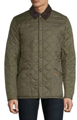 Barbour Men's Core Essentials Heritage Liddesdalle Quilted Jacket
