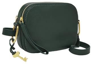 Fossil Elle Crossbody Handbags Black