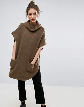 B.young Kimono Sleeve Turtleneck