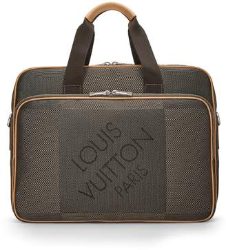 ad4b5813e792 ... What Goes Around Comes Around · Louis Vuitton Terre Damier Geant  Associe GM