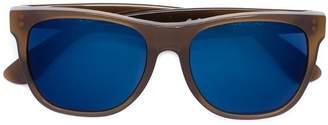 RetroSuperFuture 'CLASSIC DEEP BROWN' sunglasses