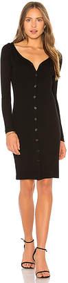 Monrow Henley Dress