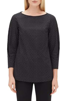 b1162d2e0a7bb at Nordstrom · Lafayette 148 New York Debonair Dashes Blouse