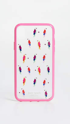 Kate Spade Jeweled Flock Party iPhone Case