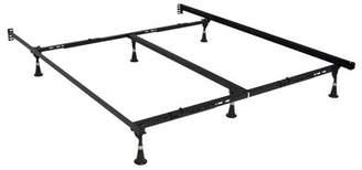 Hollywood Bed Frame Premium Lev-R-Lock Glides Bed Frame Hollywood Bed Frame