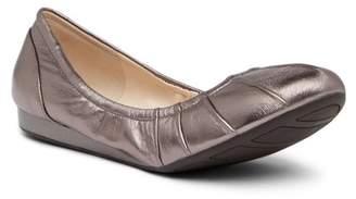 Cole Haan Monica Leather Ballet Flat