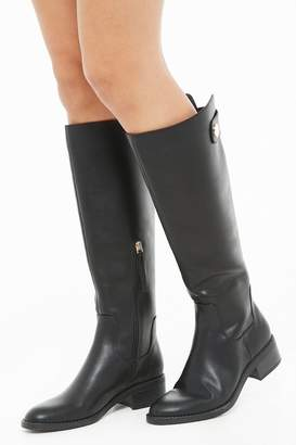 Forever 21 Knee-High Riding Boots