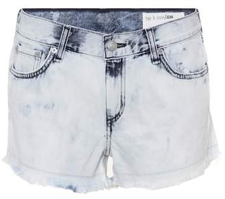 Rag & Bone Denim cut-off shorts