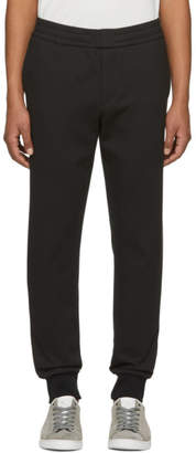 Paul Smith Black Drawcord Sweatstyle Trousers