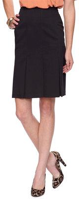Love 21 Flared Pleated Skirt