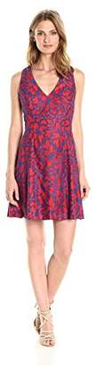 Rachel Roy Women's Lace Fit and Flare