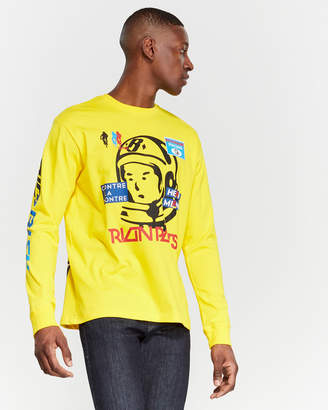 Billionaire Boys Club BB Leader Long Sleeve Tee
