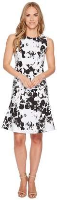 Elliott Lauren Sleeveless Dress with Princess Seams Women's Dress