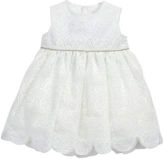 Mamas and Papas Baby Girls Lace Dress