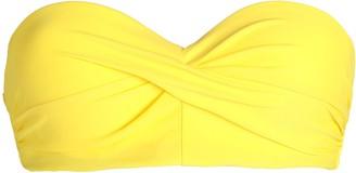 Calvin Klein Twist-front Bandeau Bikini Top