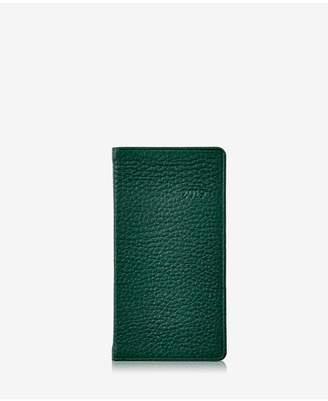 GiGi New York 2019 6 Pocket Datebook In Pine Pebble Grain