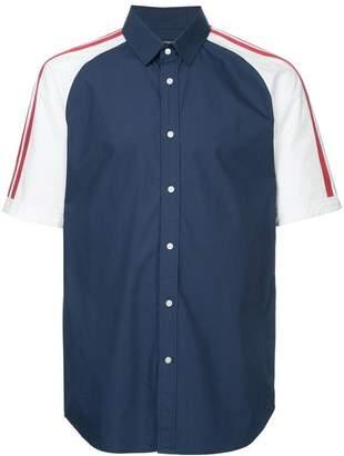 GUILD PRIME color block shirt
