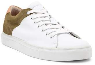 Blackstone 7 Eyelet Lace-to-Toe Contrast Sneaker