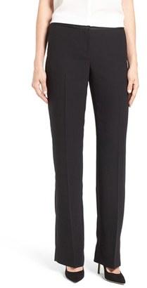 Women's Emerson Rose Adona Crepe Suit Pants $119 thestylecure.com