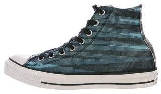 Converse Missoni x Canvas High-Top Sneakers