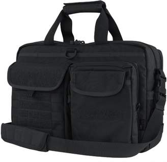 Condor ELITE 111072 Metropolis Briefcase Black