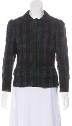 Philosophy di Alberta Ferretti Virgin Wool-Blend Jacket