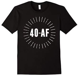 Abercrombie & Fitch 40 Shirt - 40th Birthday Gift T-Shirts