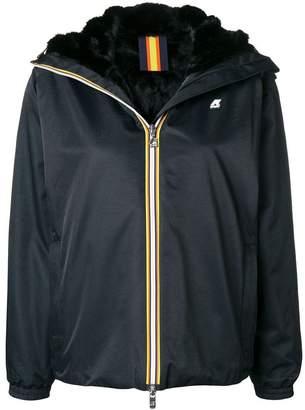 K-Way Marie hooded jacket