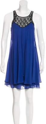 Temperley London Silk Knee-Length Dress