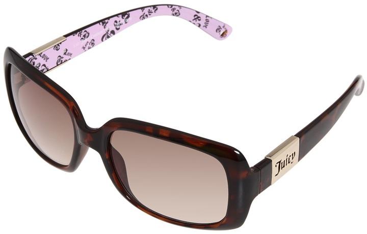 Juicy Couture Miller (Tortoise/Brown Gradient) - Eyewear