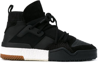 Adidas Originals By Alexander Wang AW BBall hi-top sneakers $262.37 thestylecure.com