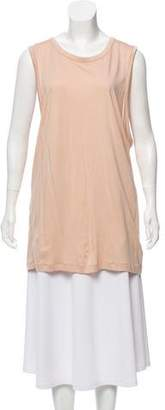 Opening Ceremony Sleeveless Open Back Tunic