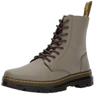 Dr. Martens Combs Olive Fashion Boot