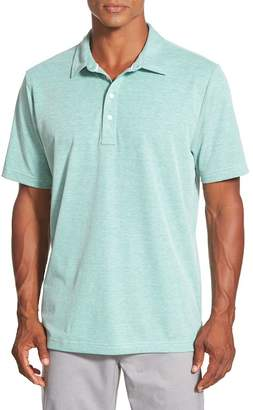 TRAVIS MATHEW Crenshaw Golf Polo $84.95 thestylecure.com