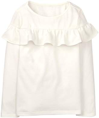 Crazy 8 Crazy8 Toddler Ruffle Tee