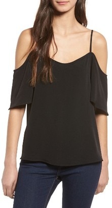 Women's Bp. Off The Shoulder Top $35 thestylecure.com