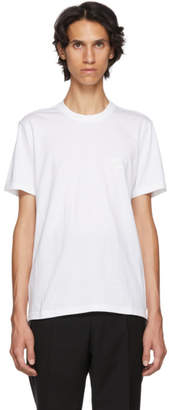 Givenchy White Star Crest T-Shirt