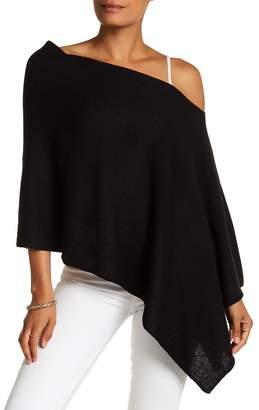 InCashmere In Cashmere Cashmere Off-the-Shoulder Topper