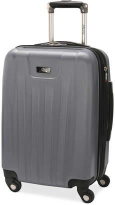 "Skyway Luggage Nimbus 2.0 20"" Hardside Expandable Spinner Carry On Suitcase"