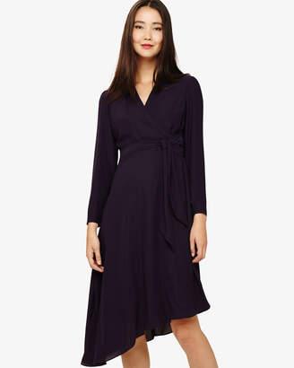 Phase Eight Justine Wrap Drape Dress