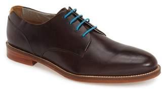 J Shoes William Plus Plain Toe Derby