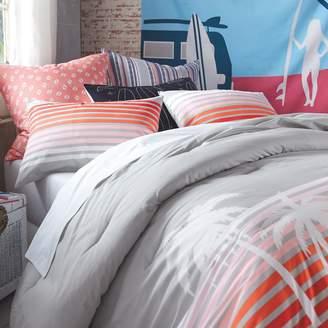 Hang Ten Sunset Stripe Duvet Cover Set