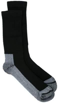 Rick Owens intarsia-knit socks