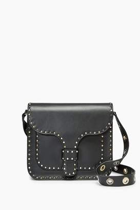 Rebecca Minkoff Large Midnighter Messenger Black