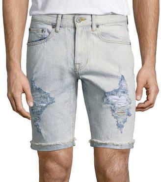 Arizona Flex Mid Length Denim Shorts