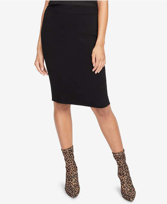 Rachel Roy Pencil Sweater Skirt