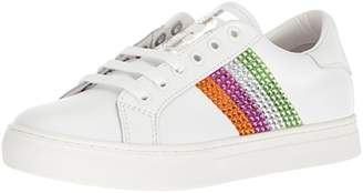 Marc Jacobs Women's Empire Strass Low Top Sneaker