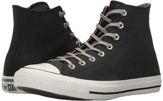 Converse Chuck Taylor All Star Coated Leather Hi Classic Shoes