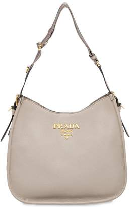Prada medium hobo shoulder bag