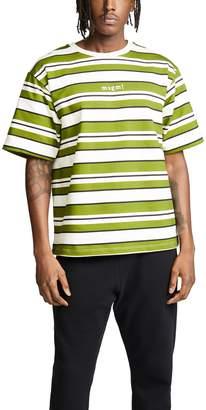 MSGM Striped Tee Shirt